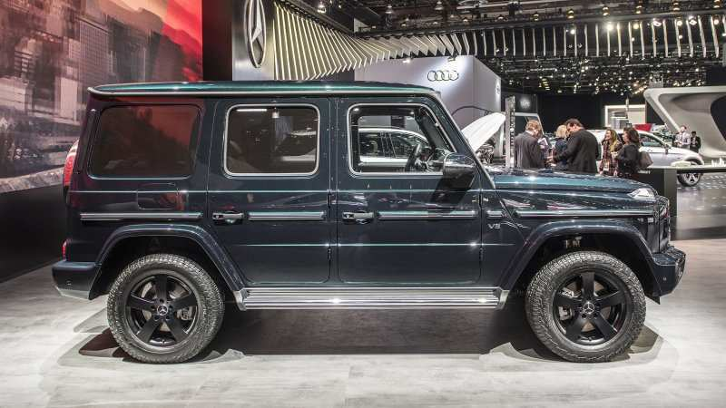 40 New Mercedes 2019 G Wagon Price Design And Review