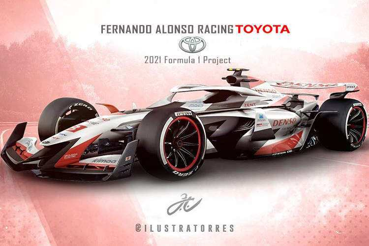 40 New Toyota F1 2020 Exterior And Interior