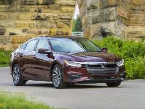 40 The 2019 Honda Insight Review Prices