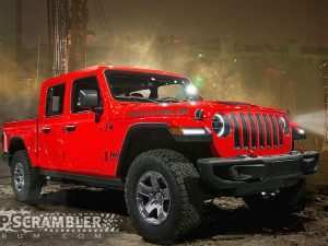40 The 2019 Jeep Lineup First Drive