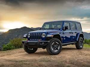 40 The 2019 Jeep Manual Transmission Price and Release date
