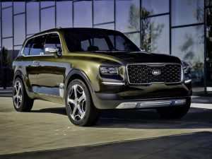 40 The 2020 Kia Telluride Australia Picture