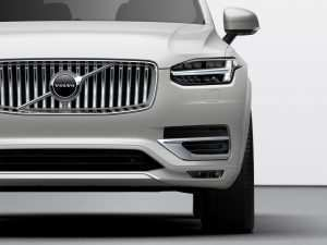 40 The 2020 Volvo Xc90 Exterior and Interior