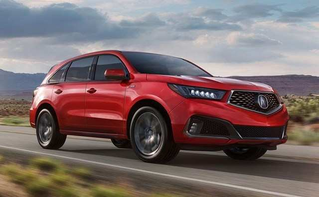 40 The Acura Mdx 2020 New Model Exterior And Interior