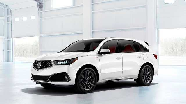 40 The Acura Mdx 2020 Redesign Engine