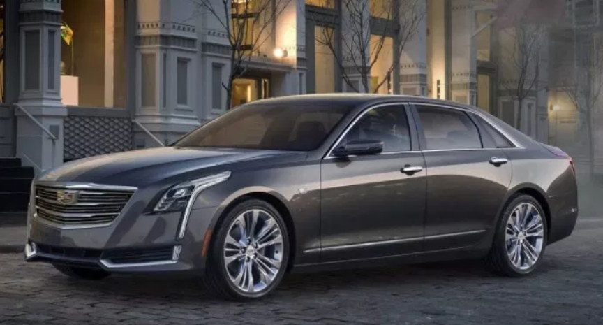 40 The Best 2019 Cadillac Ct3 Release