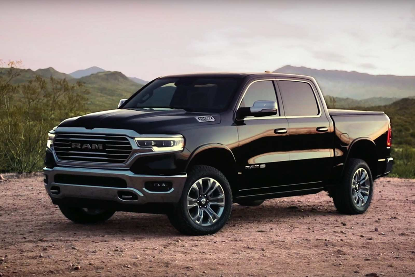 40 The Best 2019 Dodge Ram First Drive