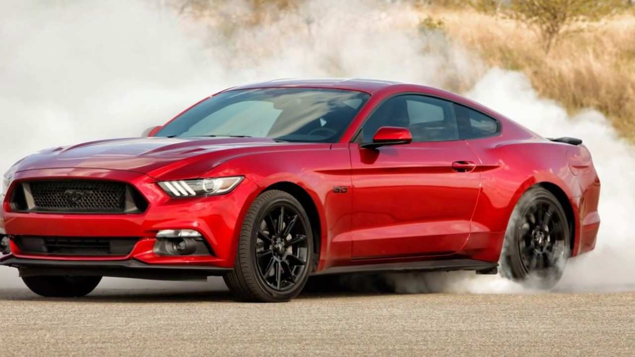 40 The Best 2019 Ford Gt Mustang Performance And New Engine
