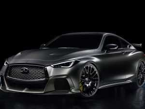 40 The Best 2019 Infiniti Q60 Black S Concept