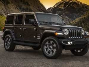 40 The Best 2019 Jeep Scrambler Cost Concept