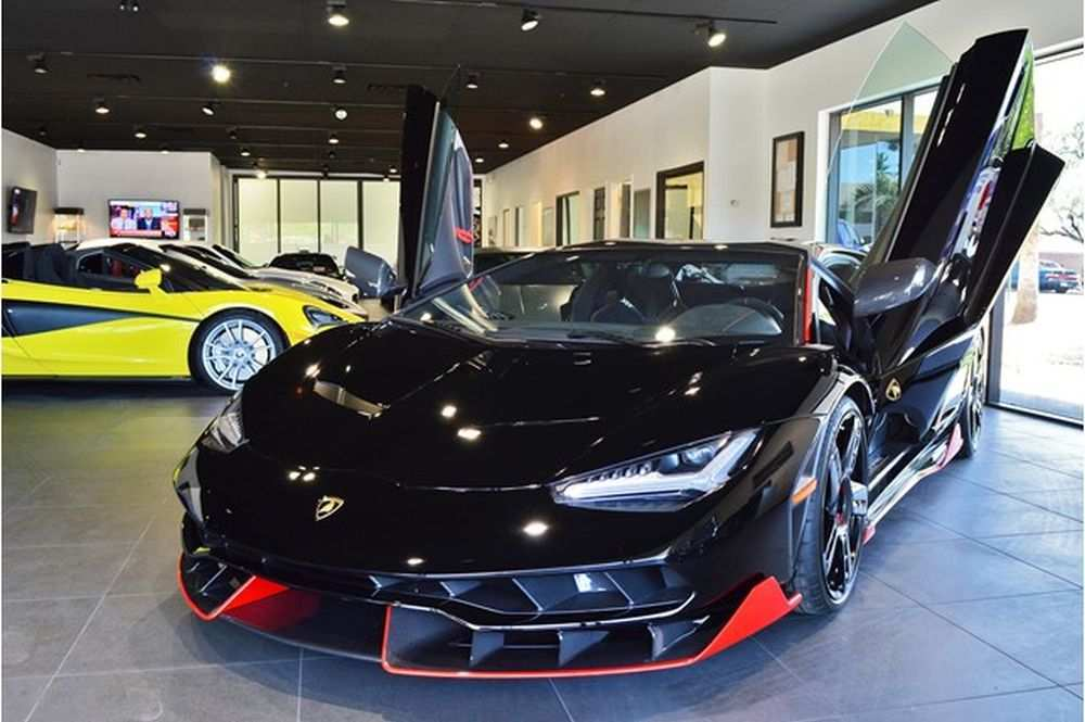 40 The Best 2019 Lamborghini Centenario Engine