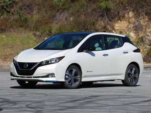 40 The Best 2019 Nissan Leaf Style