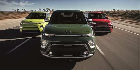 40 The Best 2020 Kia Soul Trim Levels Performance And New Engine