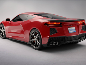 40 The Best Chevrolet Corvette C8 2020 Engine