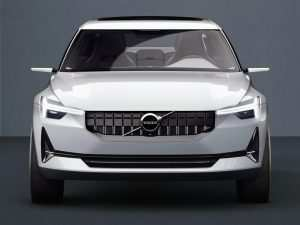 Electric Volvo 2019