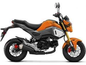 40 The Best Honda Grom 2020 History