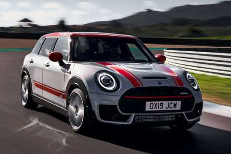 40 The Best Mini 2019 Facelift Redesign And Concept