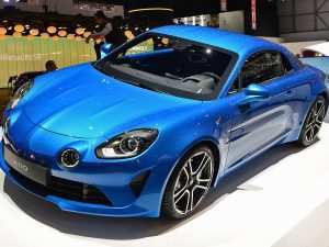 40 The Best Renault Alpine 2019 Concept and Review