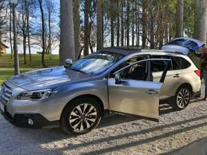 40 The Best Subaru Outback 2020 Redesign Spesification