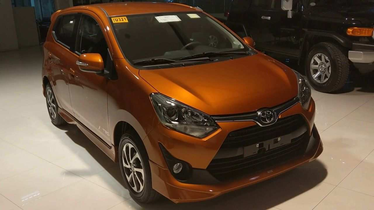 40 The Best Toyota Wigo 2020 Philippines History