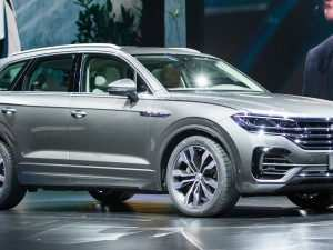 40 The Best Vw Touareg 2019 Interior Interior