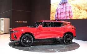 40 The Chevrolet Blazer Ss 2020 Pricing