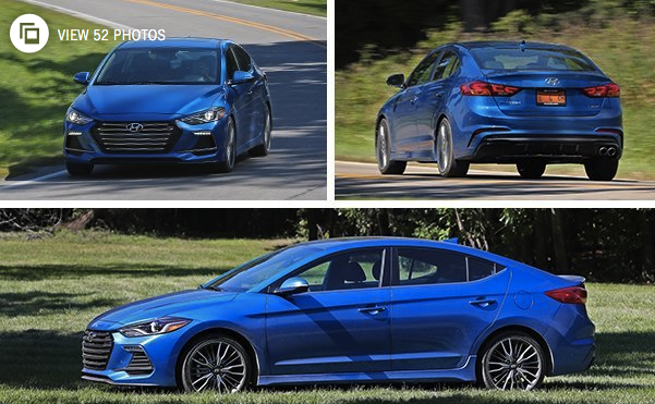 40 The Hyundai Elantra Sport 2020 Review