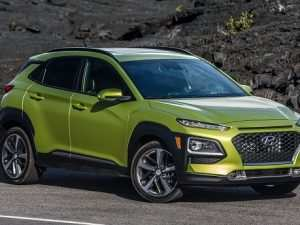 40 The Hyundai Kona 2020 First Drive