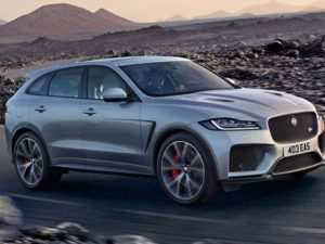 40 The Jaguar F Pace 2020 Interior Style