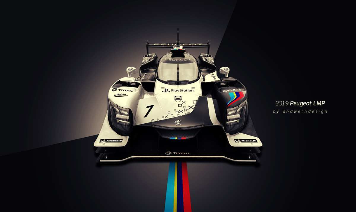40 The Peugeot Lmp1 2019 Performance And New Engine