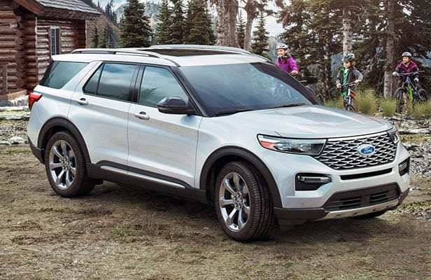 40 The When Can You Order A 2020 Ford Explorer Price