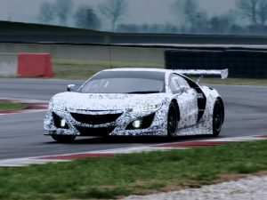 41 A 2019 Acura Nsx Type R Images