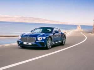 41 A 2019 Bentley New Model and Performance