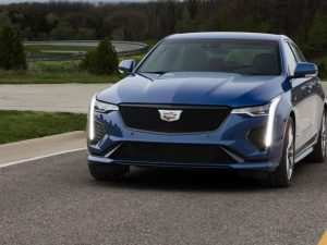 41 A 2019 Cadillac Ct4 Review and Release date