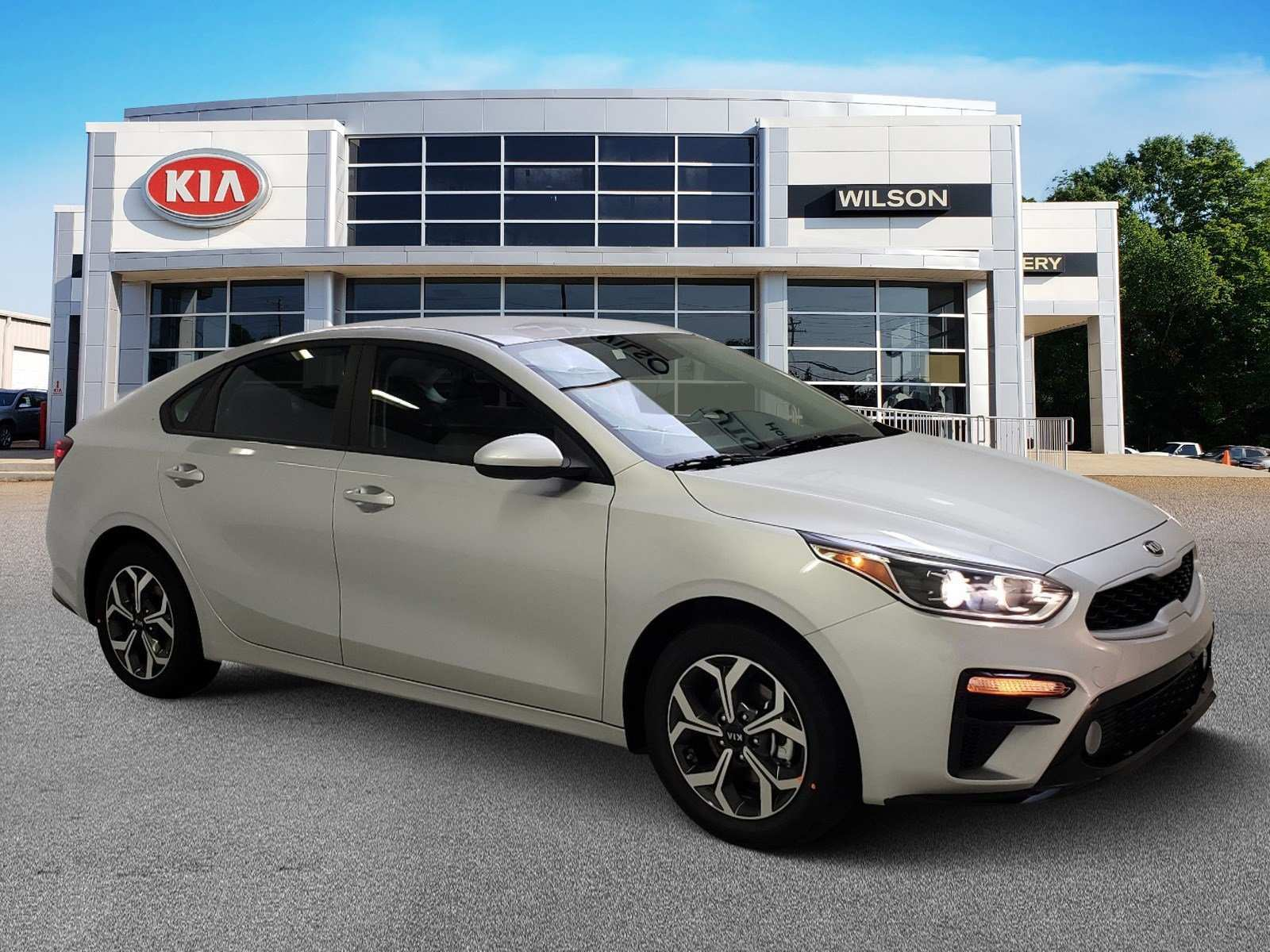 41 A 2019 Kia Forte Spy Shoot