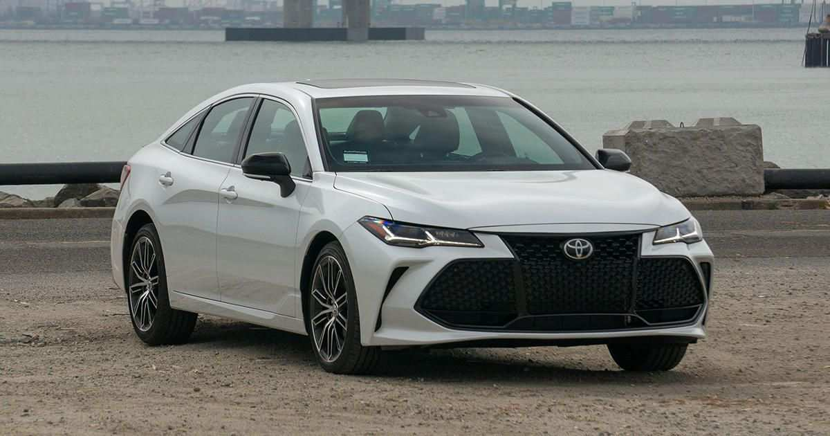 41 A 2019 Toyota Avalon Review Spy Shoot