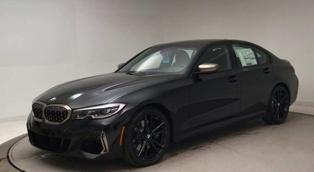 41 A 2020 Bmw 3 Series Concept and Review