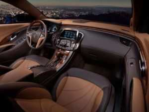 41 A 2020 Buick Lacrosse Interior New Model and Performance