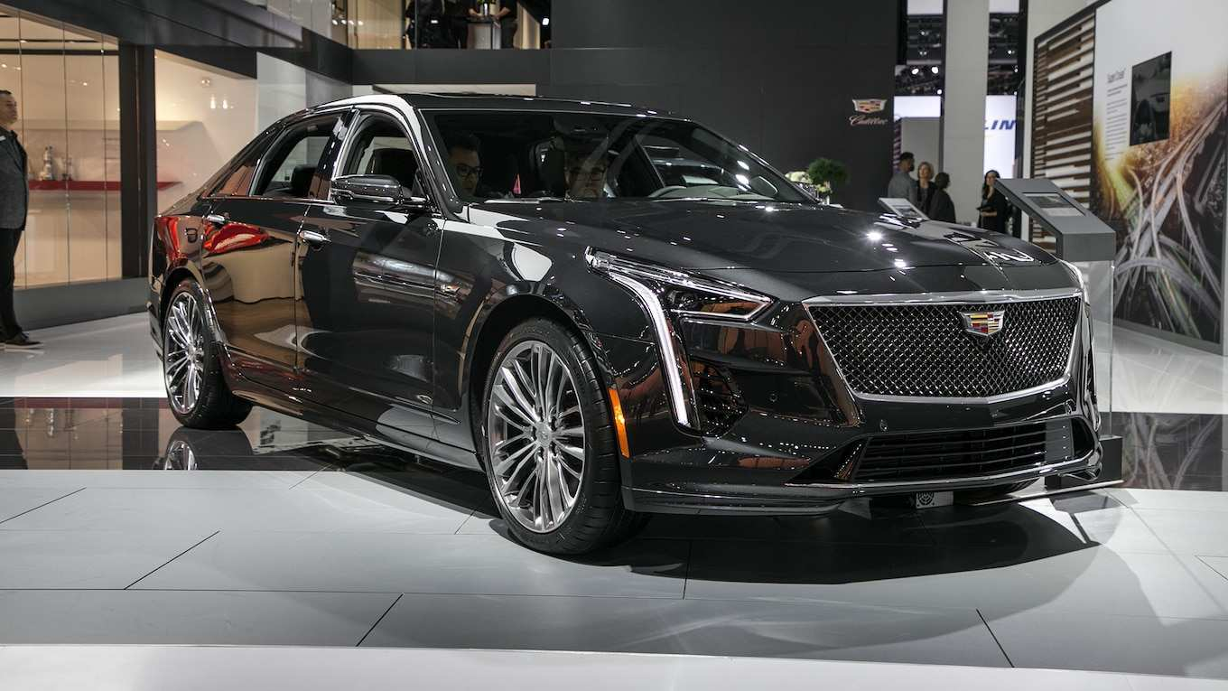 41 A 2020 Cadillac Ct6 V New Model And Performance