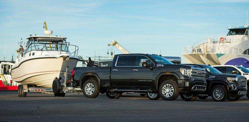 41 A 2020 Gmc Sierra 2500 Gas Engine Pictures