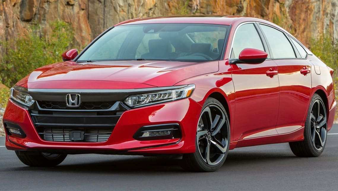 41 A 2020 Honda Accord Performance And New Engine