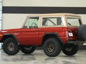 41 A 2020 Orange Ford Bronco Redesign and Review