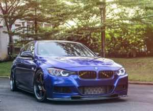 41 A BMW F30 2020 Performance And New Engine