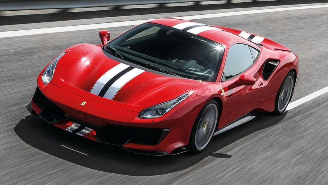 41 A Ferrari Hybride 2019 Concept and Review
