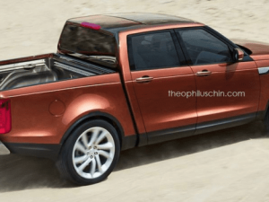 41 A Land Rover Pickup 2019 New Review