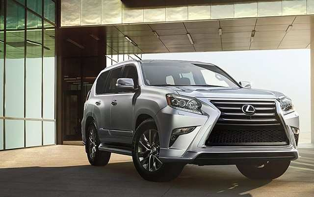 41 A Lexus Gx 460 Redesign 2020 New Model And Performance