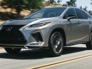 41 A Lexus Rx 350 Changes For 2020 Redesign and Concept