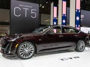 41 A Youtube 2020 Cadillac Ct5 Interior