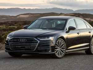 41 All New 2019 Audi A8 Features Prices