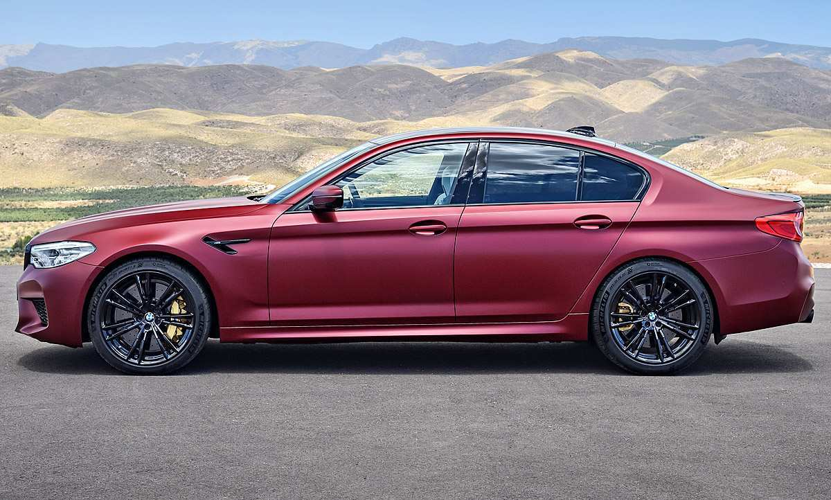 41 All New 2019 Bmw M5 Price Performance